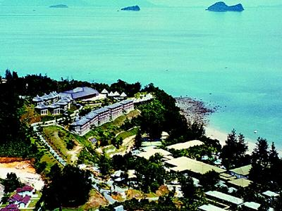 Holiday Inn Resort Damai Beach отель