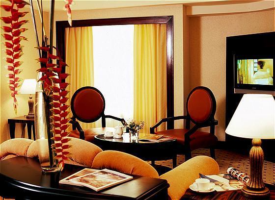 Le Meridien Kota Kinabalu отель