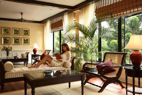 Cameron Highland Resort отель