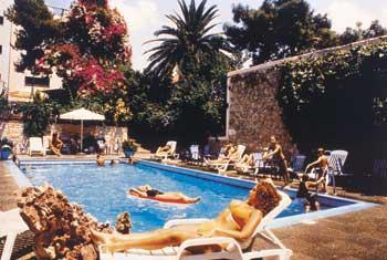 Греция Аттика Отель PALMIRA BEACH