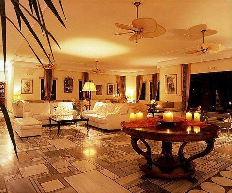 Греция Парос Отель Yria Hotel Resort