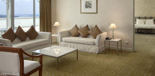 Отель HYATT REGENCY JOHOR BAHRU