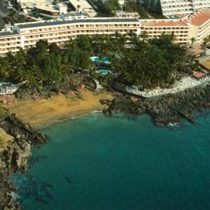 Испания Отель Los Fariones