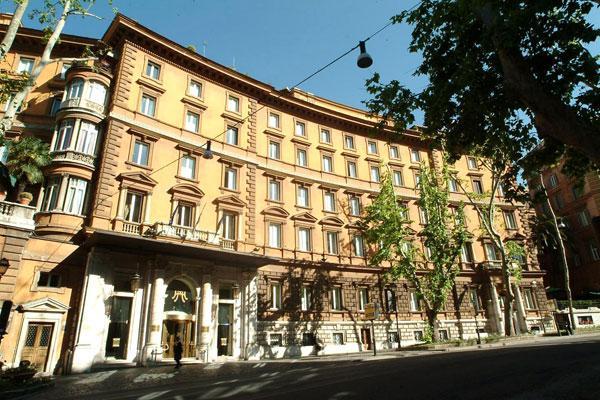 Рим Отель Majestic Roma