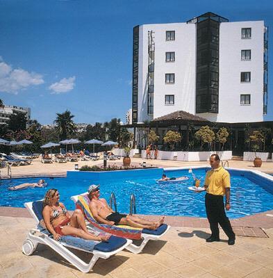 Кипр Отель Stamatia Sunotel