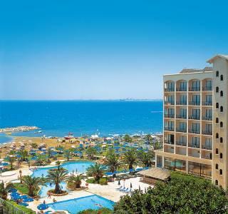 Кипр - Ларнака Отель Sandy Beach - фото