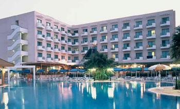 Кипр - Протарас - Отель Antigoni - фото