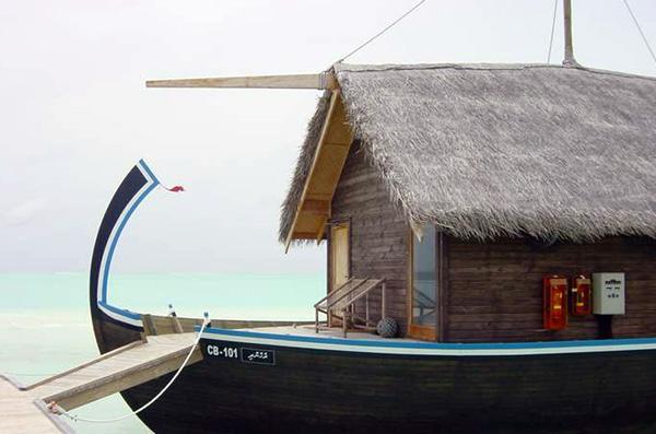 Отель COCOA ISLAND - фото
