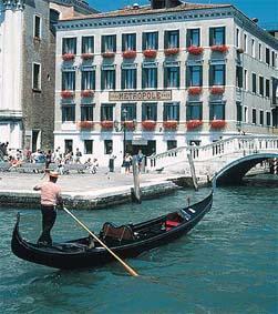 Венеция Отель Metropole - фото