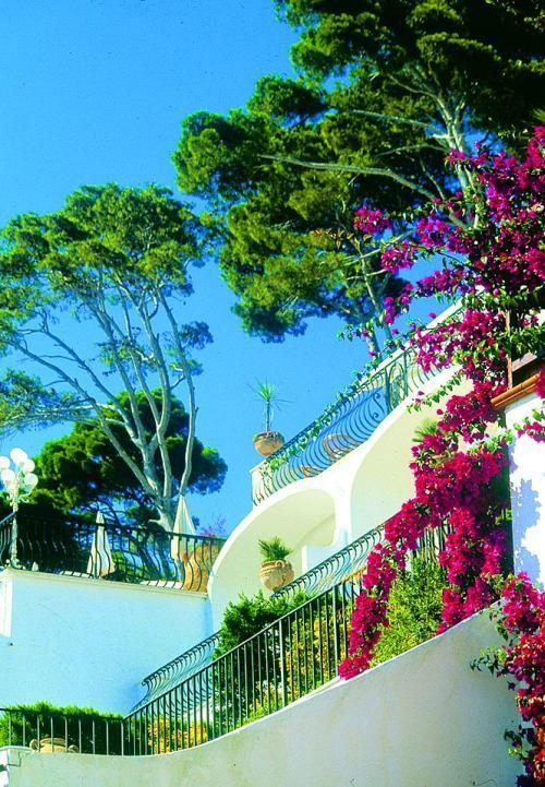 Италия Капри Отель Casa Morgano - фото