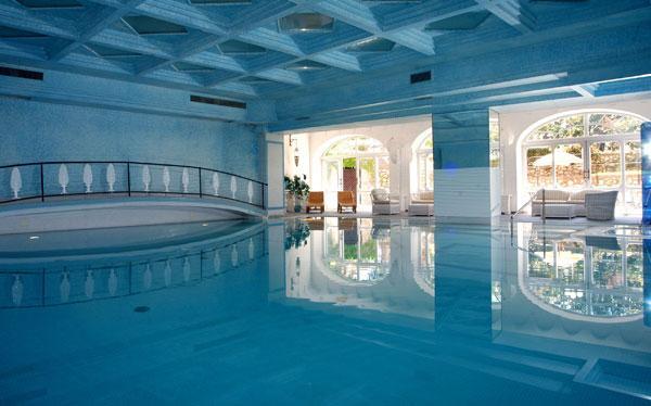 Италия Капри Отель Grand Hotel Quisisana - фото