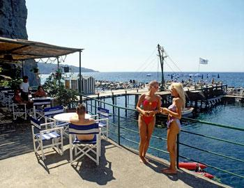 Италия Отель GRAND HOTEL AMBASCIATORI - фото