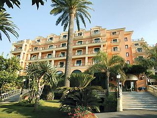 Италия Отель Grand Hotel Royal - фото