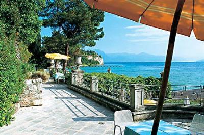 Озеро Гарда Отель Grand Hotel Fasano - фото
