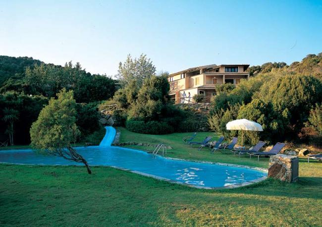 Сардиния Отель Chia Laguna Resort - Hotel