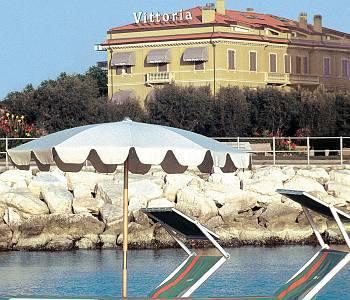 Италия Отель Vittoria - фото