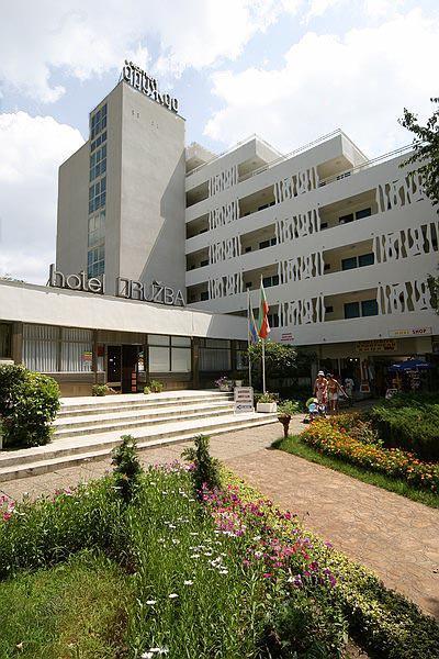 Болгария Албена Отель Дружба - Drujba
