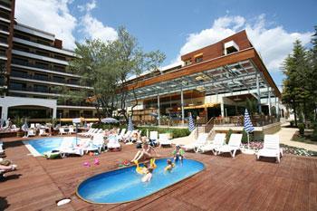Болгария Албена Отель Фламинго - Hotel Flamingo