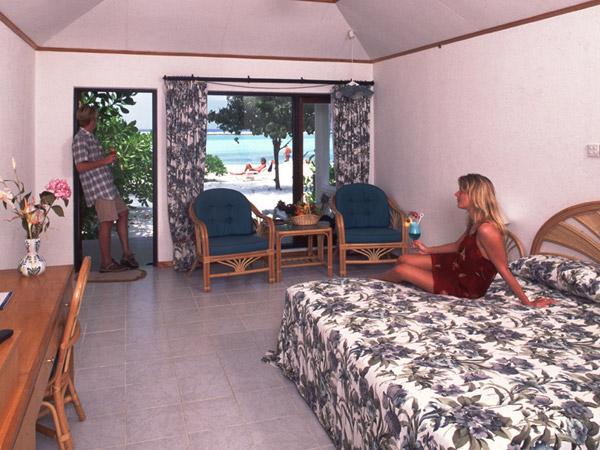 Мальдивы: Отель Holiday Island Resort