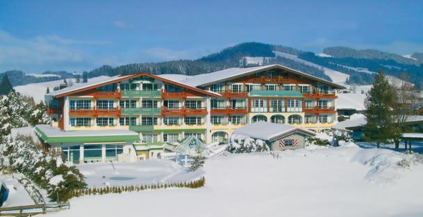 Отель RosenAlp Kur & Sporthotel