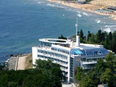 Несебр - Болгария - отель Marina Palace