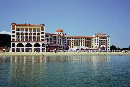 Обзор - Болгария Отель Helios Bay