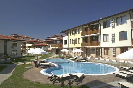 Болгария - Святой Влас - Отель Райский сад