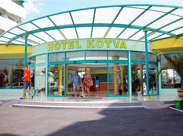 Солнечный берег - Отель Котва