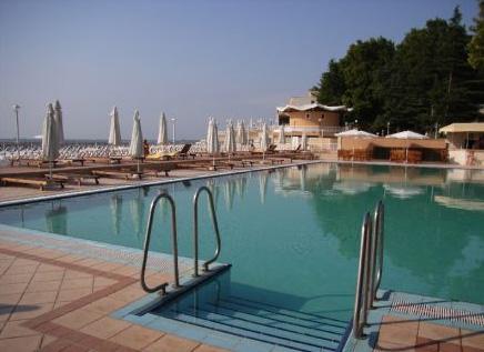 Солнечный день - Отель Марина - Болгария