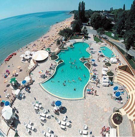 Солнечный день - Отель Вероника - фото