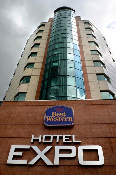 София - Отель Expo - фото