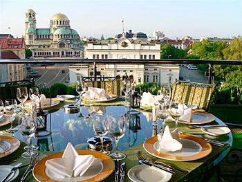 София - Болгария - Отель Radisson Sas Grand - фото
