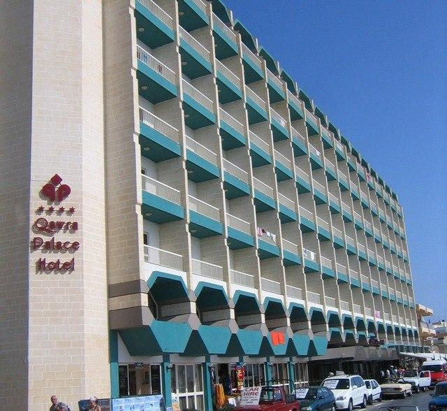 Мальта - Отель QAWRA PALACE - фото