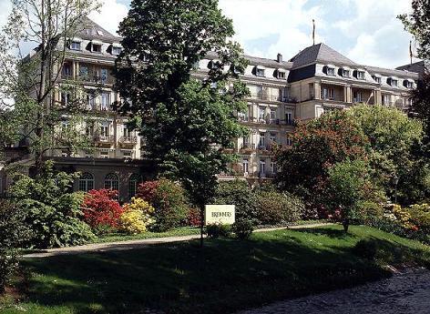 Отель Brenner's Park-Hotel & Spa