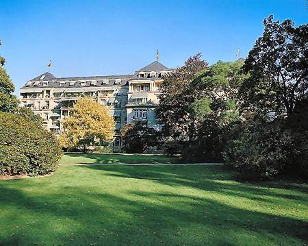 Отель Brenner's Park-Hotel & Spa - Баден-Баден