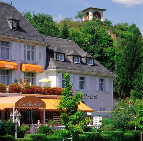 Отель Quellenhof - Квелленхоф