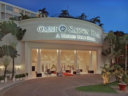 Вьетнам - Сайгон - Отель Omni Hotel