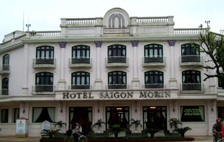 Вьетнам - Отель SAIGON MORIN