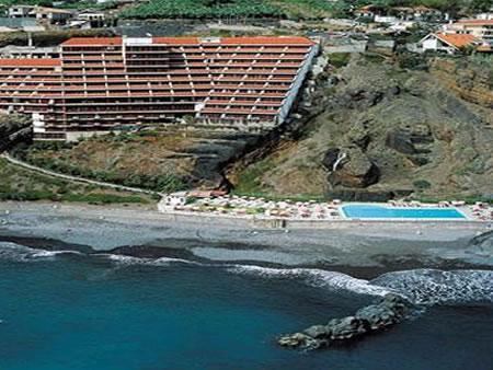 Мадейра - Отель Orca Praia