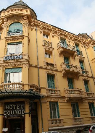 Ницца - Отель GOUNOD