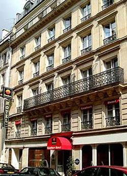 Париж - Отель Confort Hotel Opera