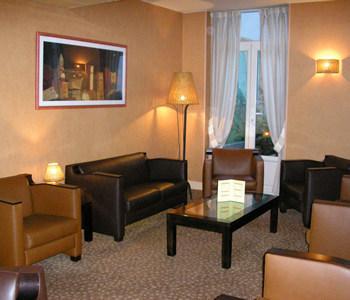 Париж - Отель BEST WESTERN CELTE LA FAYETTE