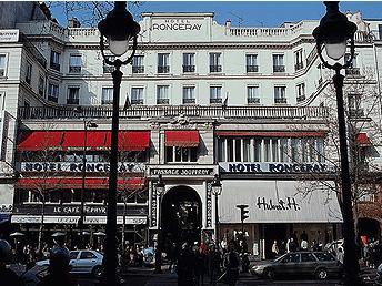 Париж - Отель MERCURE RONCERAY OPERA