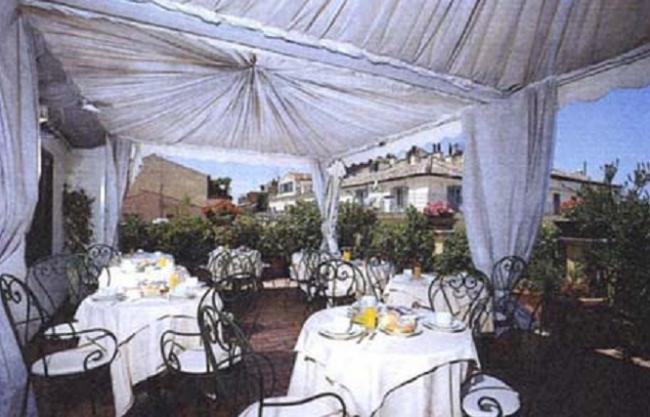 Рим - Отель Homs