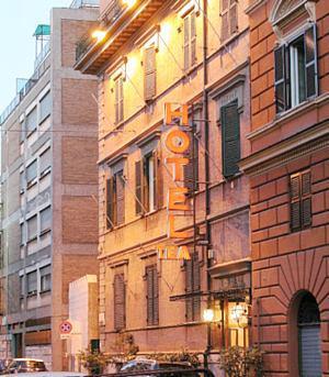 Рим - Отель Principessa Tea