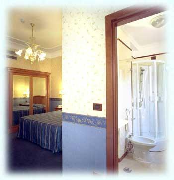 Флоренция - Отель Diana Park