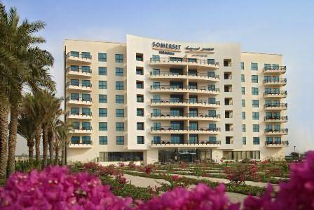 Дубаи - Отель Somerset Jadaf