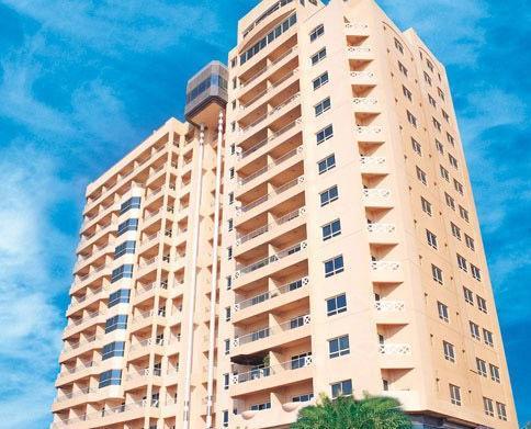 Аджман - Отель Landmark Suites