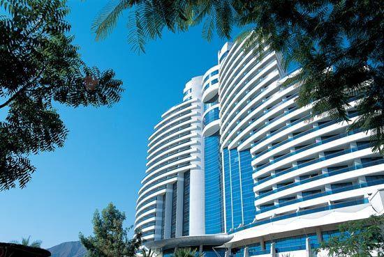 Фуджейра - Отель Le Meridien Al Aqah Beach Resort