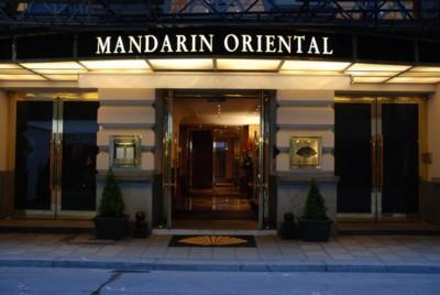 Мюнхен - Отель MANDARIN ORIENTAL MUNICH